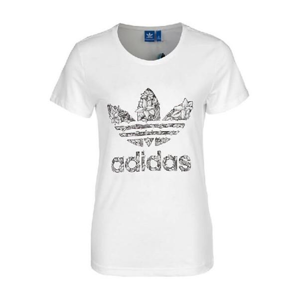 Γυναικείο Μπλουζάκι ADIDAS TREFOIL TEE AB7000