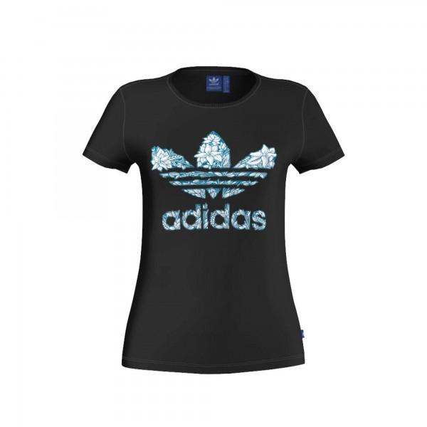 Γυναικείο Μπλουζάκι ADIDAS TREFOIL TEE AB6999
