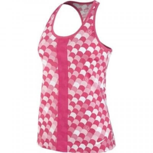 Γυναικείο Μπλουζάκι NIKE TANK ARCH NEM SINGLET 799144-616