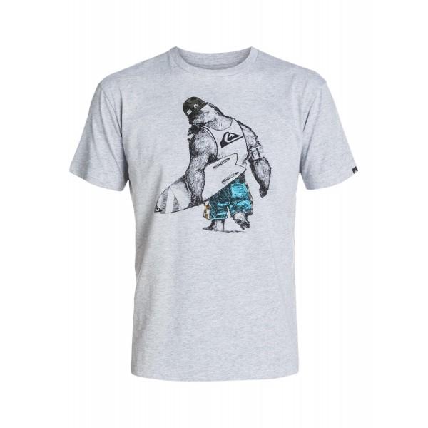 Ανδρικό Μπλουζάκι QUICKSILVER KONG TEE EQYZT03297-SGRH