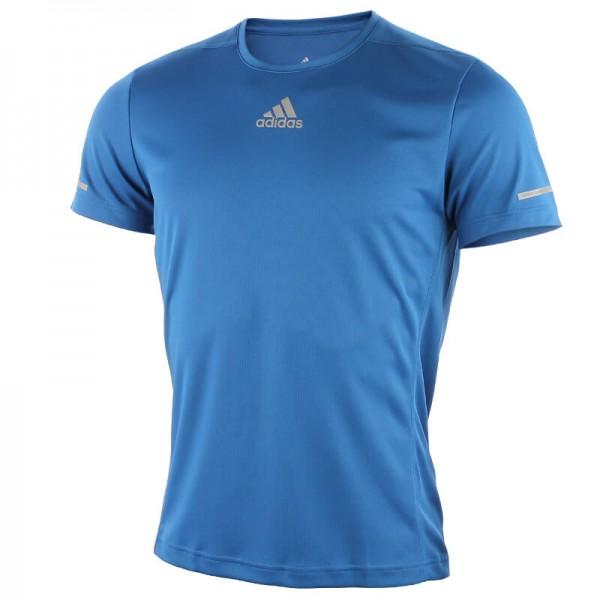 Ανδρικό Αθλητικό Μπλουζάκι ADIDAS RUN TEE M AI7489