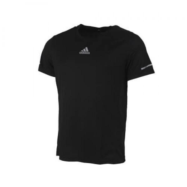 Ανδρικό Αθλητικό Μπλουζάκι ADIDAS RUN TEE M S03011