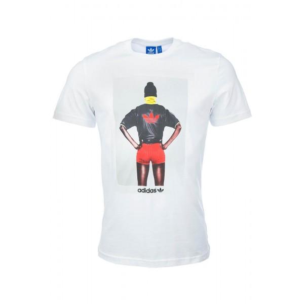 Ανδρικό Μπλουζάκι ADIDAS FITNESS GIRL T AJ7174