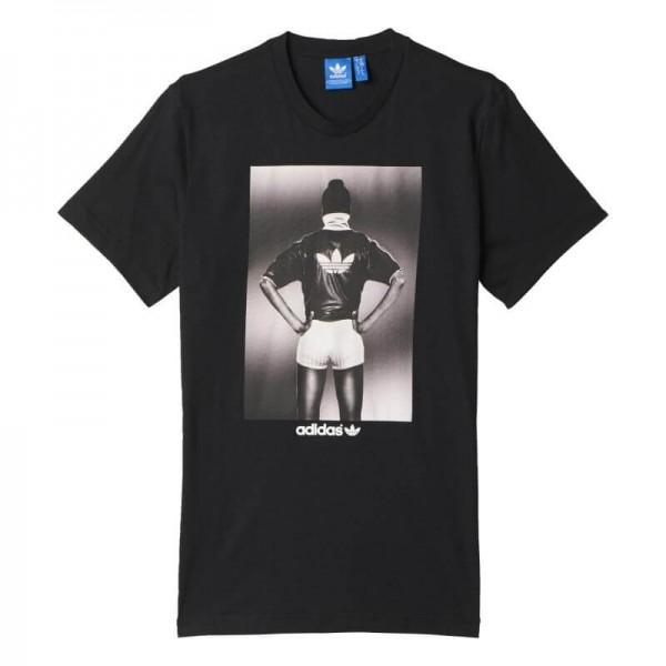 Ανδρικό Μπλουζάκι ADIDAS FITNESS GIRL T AJ7175