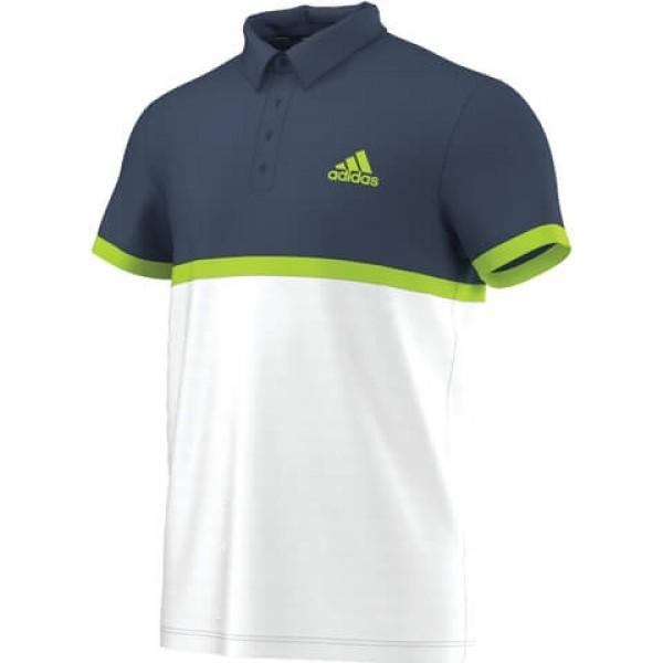 Ανδρικό Αθλητικό Μπλουζάκι ADIDAS COURT POLO AJ7021