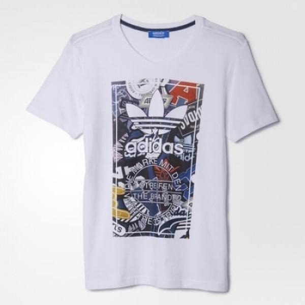 Ανδρικό Μπλουζάκι ADIDAS INFILL TEE AE4488
