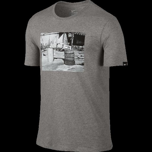 Ανδρικό Μπλουζάκι NIKE FOOTBALL PHOTO TEE 789387-063