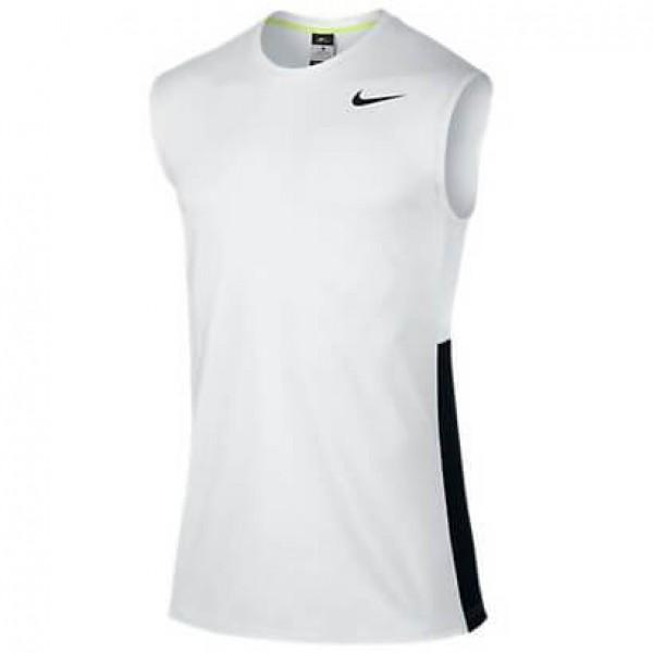 Ανδρικό Αθλητικό Μπλουζάκι NIKE CROSSOVER SLEEVELESS 641419-100
