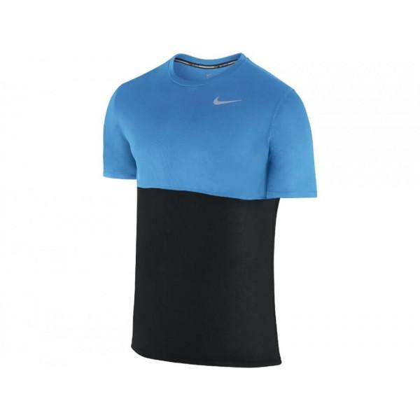 Ανδρικό Αθλητικό Μπλουζάκι NIKE RACER SS 644396-013