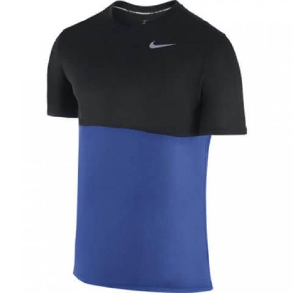 Ανδρικό Αθλητικό Μπλουζάκι NIKE RACER SS 644396-480