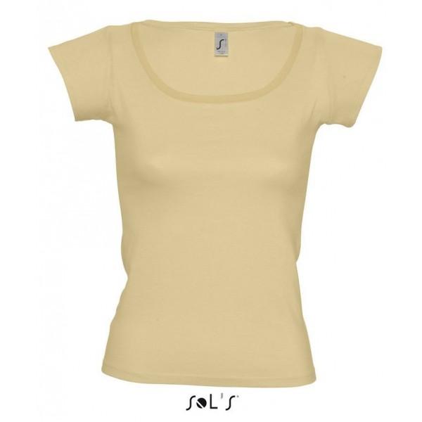 Κ1 Γυναικείο Μπλουζάκι Sols Melrose 11385 Sand