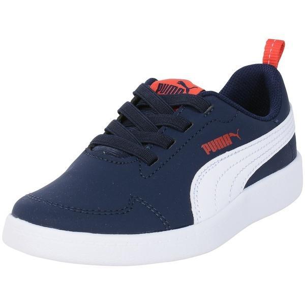Κ1 Παιδικό Αθλητικό Παπούτσι PUMA COURTFLEX PS 362650-01