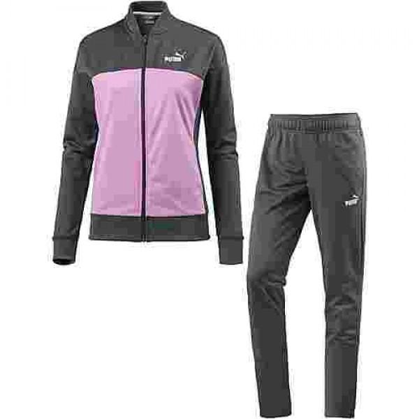 Γυναικεία Αθλητική Φόρμα PUMA CLASSIC TRICOT SUIT 852459-41