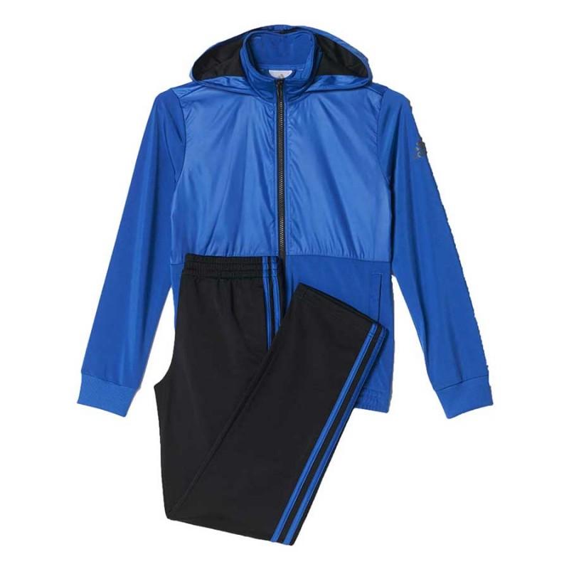 Παιδική Αθλητική Φόρμα ADIDAS YB TS KN TRN OH AX6344 b91be40f621