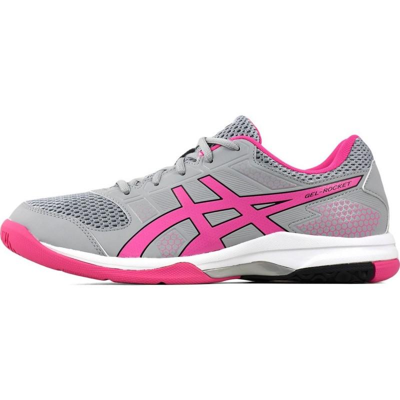 Γυναικείο Αθλητικό Παπούτσι ASICS GEL-ROCKET 8 B756Y-020 a3ab1535154