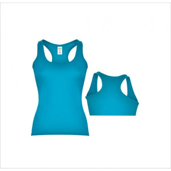 Κ1 Γυναικείο Μπλουζάκι Keya LTS150 TURQUOISE