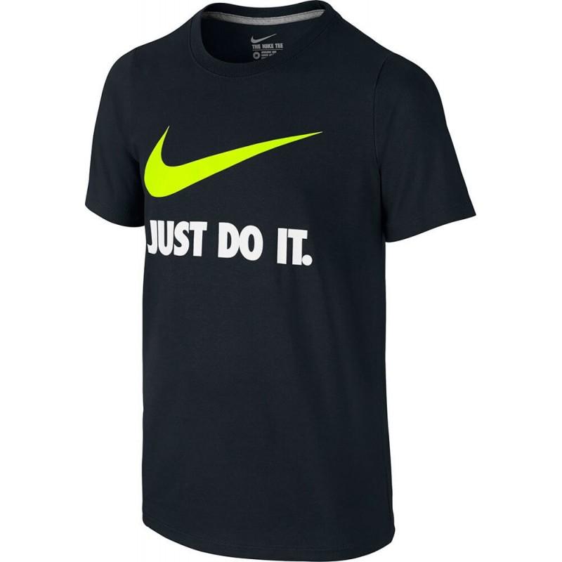 Παιδικό Μπλουζάκι NIKE JDI SWOOSH TEE YTH 709952-010 b8db3d35998