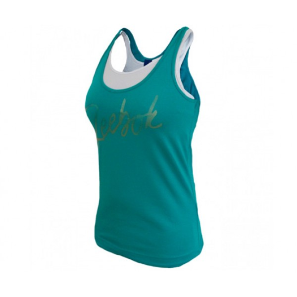 Γυναικείο Μπλουζάκι REEBOK Τ-SHIRT ΤΑΝΚ W X17314