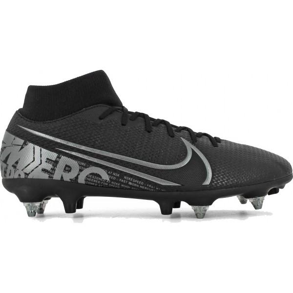 Κ1 Ποδοσφαιρικό Παπούτσι Nike Mercurial Superfly 7 Academy SG-Pro AC BQ9141-001