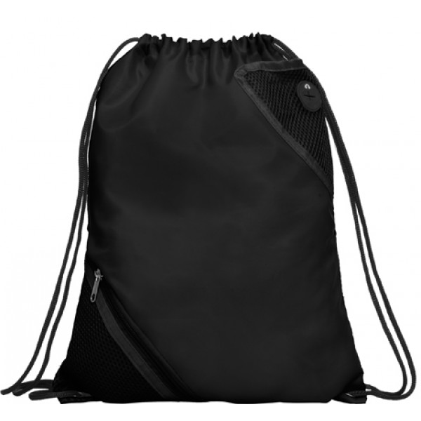 Σακίδιο Πλάτης Roly Cuanca BO7150 Black