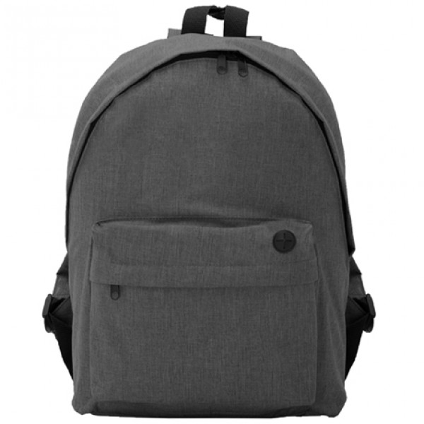 Roly Backpack Teros BO7145 Heather Black