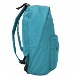 Roly Backpack Teros BO7145 Heather Turquoise