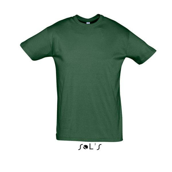 Ανδρικό Μπλουζάκι SOLS REGENT - REGENT-BOTTLE GREEN