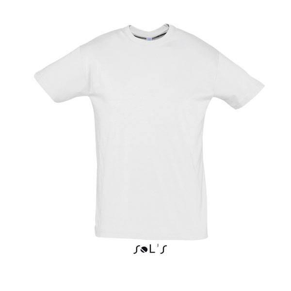 Ανδρικό Μπλουζάκι SOLS REGENT - REGENT-WHITE