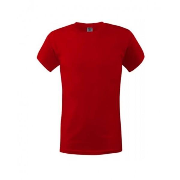 Κ1 Παιδικό Μπλουζάκι Μακό KEYA YC150 Κόκκινο