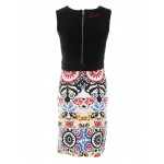 Γυναικείο Φόρεμα DESIGUAL VEST BIANCA 161DSBA061V20M800000