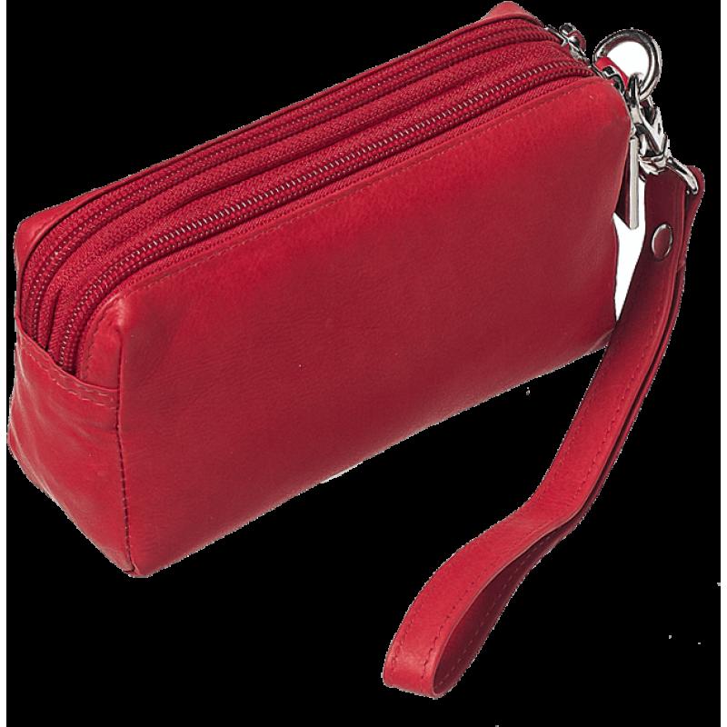 Πορτοφόλι Γυναικείο Ginis CG-210 Antique Κόκκινο a734fd6039f